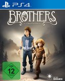 Cover zu Brothers: A Tale of Two Sons - PlayStation 4