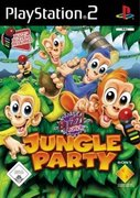Cover zu Buzz! Junior: Jungle Party - PlayStation 2