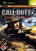 Cover zu Call of Duty 2: Big Red One - Xbox