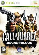 Cover zu Call of Juarez: Bound in Blood - Xbox 360