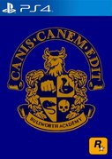 Cover zu Canis Canem Edit - PlayStation 4