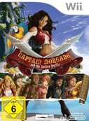 Cover zu Captain Morgane and the Golden Turtle - Wii