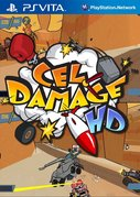 Cover zu Cel Damage HD - PS Vita