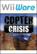 Cover zu Copter Crisis - Wii