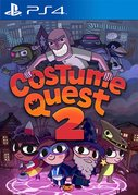 Cover zu Costume Quest 2 - PlayStation 4