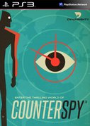 Cover zu CounterSpy - PlayStation 3