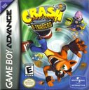 Cover zu Crash Bandicoot 2: N-Tranced - Game Boy Advance