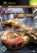 Cover zu Crash 'n' Burn - Xbox