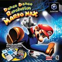 Cover zu Dancing Stage: Mario Mix - GameCube