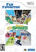 Cover zu Deca Sports - Wii