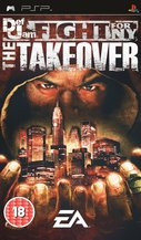 Cover zu Def Jam: Fight for NY - The Takeover - PSP