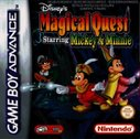 Cover zu Disney's Magical Quest Starring Mickey and Minnie - Game Boy Advance