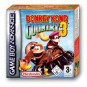 Cover zu Donkey Kong Country 3 - Game Boy Advance