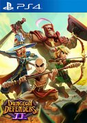 Cover zu Dungeon Defenders 2 - PlayStation 4