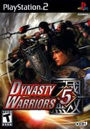 Cover zu Dynasty Warriors 5 - PlayStation 2