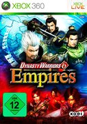 Cover zu Dynasty Warriors 6: Empires - Xbox 360