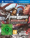 Cover zu Dynasty Warriors 8 - Complete Edition - PS Vita