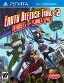 Cover zu Earth Defense Force 2: Invaders From Planet Space - PS Vita