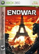 Cover zu Tom Clancy's EndWar - Xbox 360