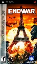 Cover zu Tom Clancy's EndWar - PSP
