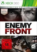 Cover zu Enemy Front - Xbox 360