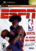Cover zu ESPN NBA 2K5 - Xbox
