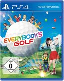 Cover zu Everybody's Golf - PlayStation 4