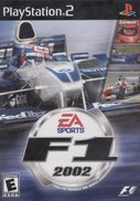 Cover zu Formel Eins 2002 - PlayStation 2