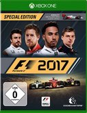 Cover zu F1 2017 - Xbox One
