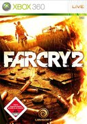 Cover zu Far Cry 2 - Xbox 360