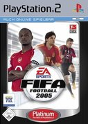 Cover zu FIFA Football 2005 - PlayStation 2