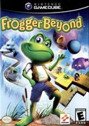 Cover zu Frogger Beyond - GameCube