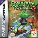 Cover zu Frogger's Adventure 2 - Game Boy Advance