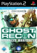 Cover zu Ghost Recon Advanced Warfighter - PlayStation 2