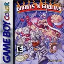 Cover zu Ghosts 'N Goblins - Game Boy Color