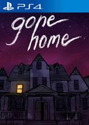 Cover zu Gone Home - PlayStation 4