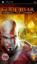 Cover zu God of War: Chains Of Olympus - PSP