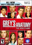 Cover zu Grey's Anatomy: The Video Game - Wii