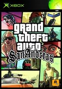 Cover zu GTA: San Andreas - Xbox