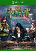 Cover zu Gwent: The Witcher Card Game - Xbox One