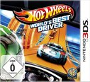 Cover zu Hot Wheels World's Best Driver - Nintendo 3DS