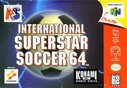 Cover zu International Superstar Soccer 64 - Nintendo 64