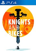 Cover zu Knights and Bikes - PlayStation 4