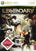 Cover zu Legendary: The Box - Xbox 360