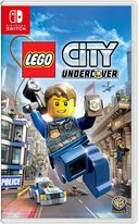 Cover zu LEGO City Undercover - Nintendo Switch