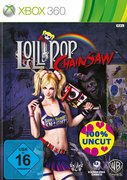 Cover zu Lollipop Chainsaw - Xbox 360