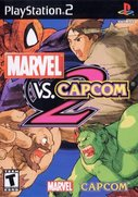 Cover zu Marvel vs. Capcom 2 - PlayStation 2
