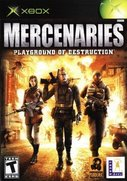 Cover zu Mercenaries - Xbox