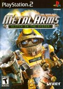 Cover zu Metal Arms: Glitch in the System - PlayStation 2