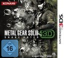 Cover zu Metal Gear Solid: Snake Eater 3D - Nintendo 3DS